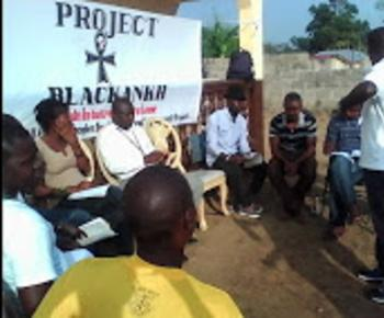 AAPDEP Continues to build Ebola response in Sierra Leone with Project Black Ankh